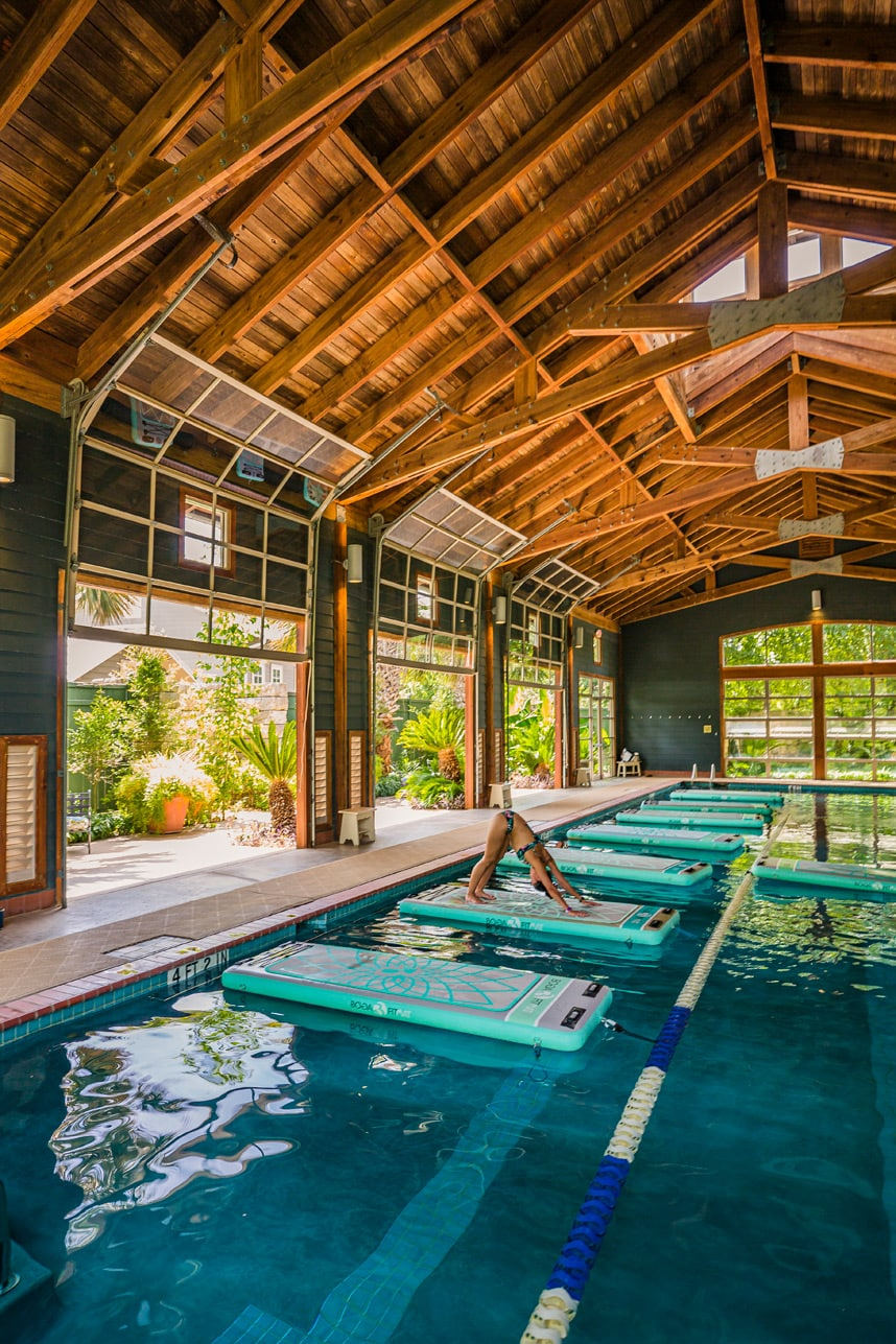 austin spa retreat - health and wellness