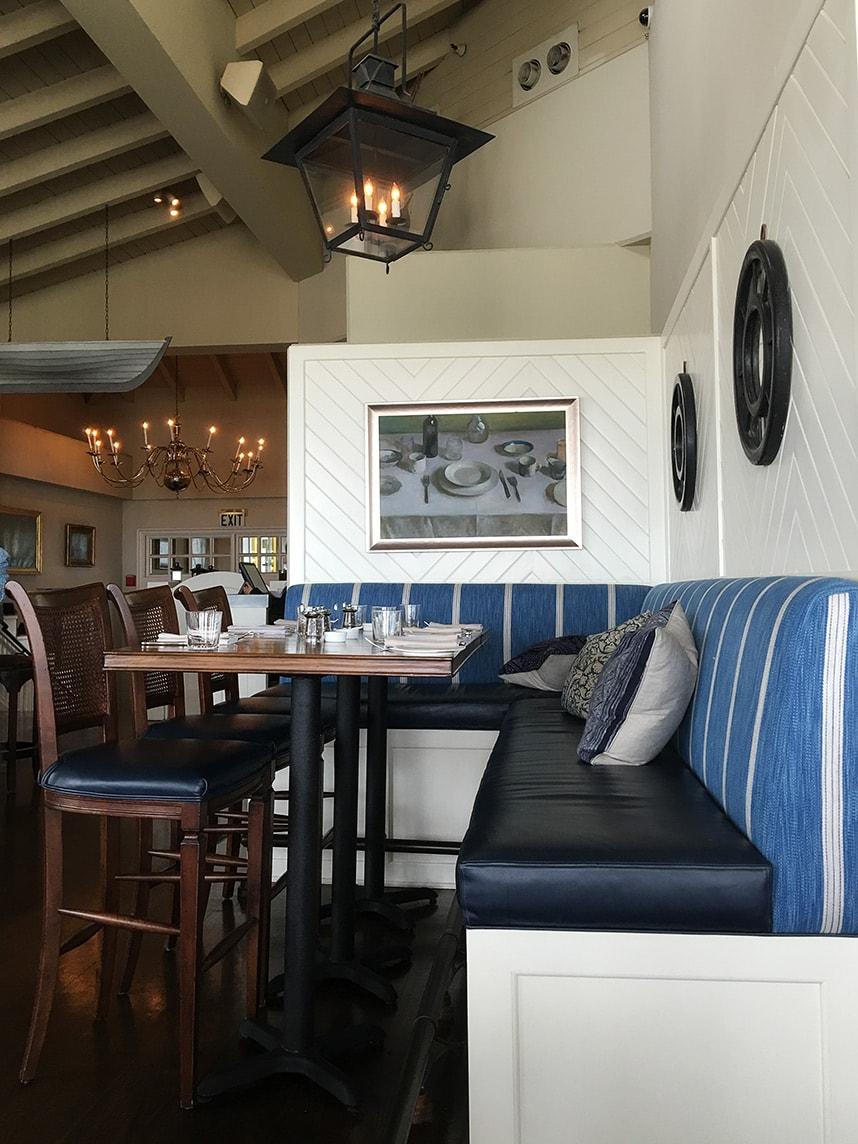 Once Pico Restaurant in Santa Monica