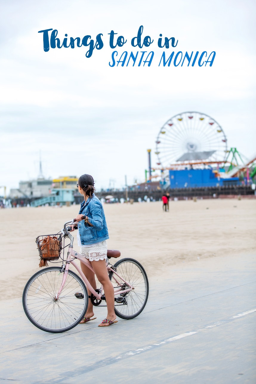 The Best Things to Do in Santa Monica & Venice Beach in a Weekend