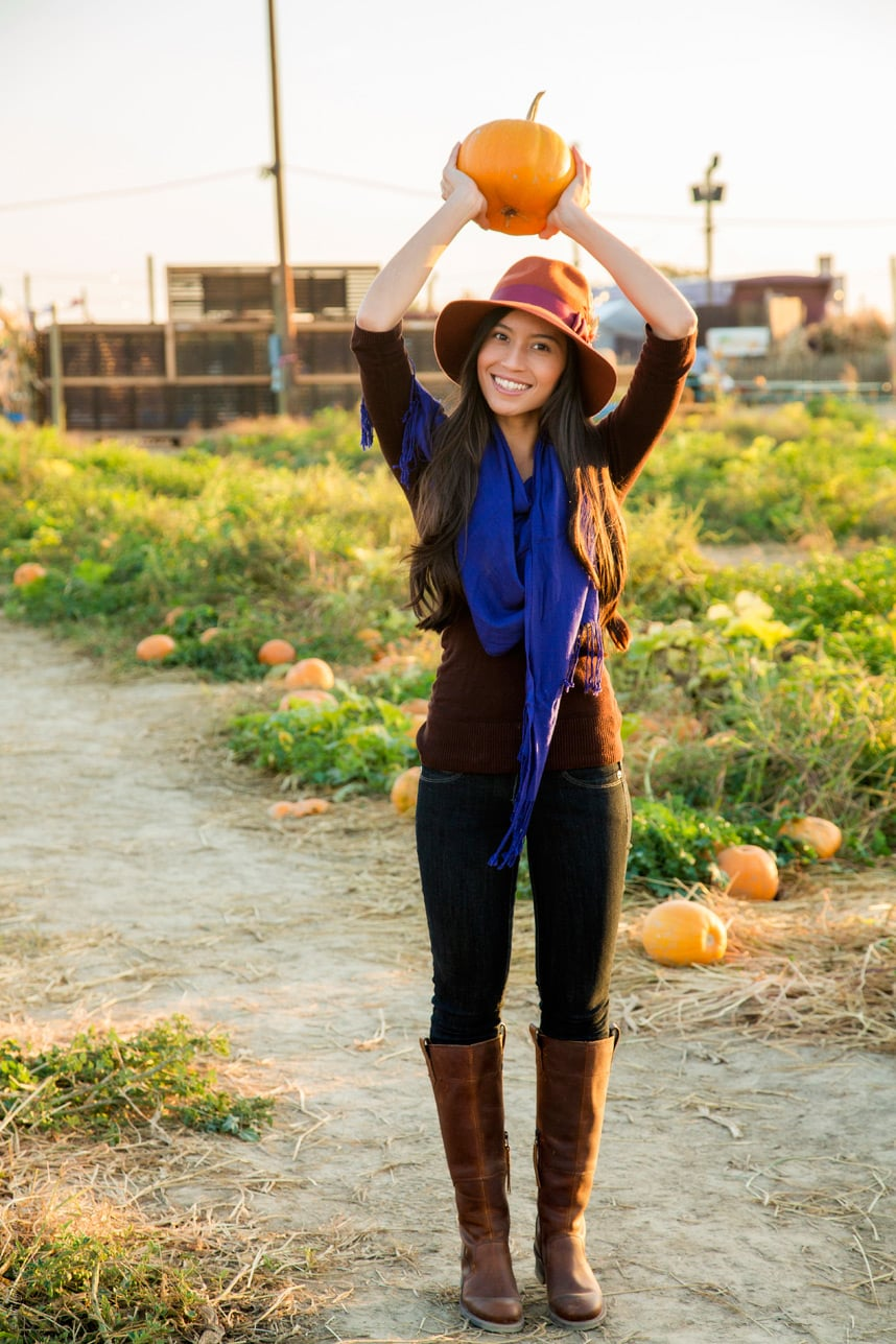Pumpkin Patch Outfit - Stylishlyme
