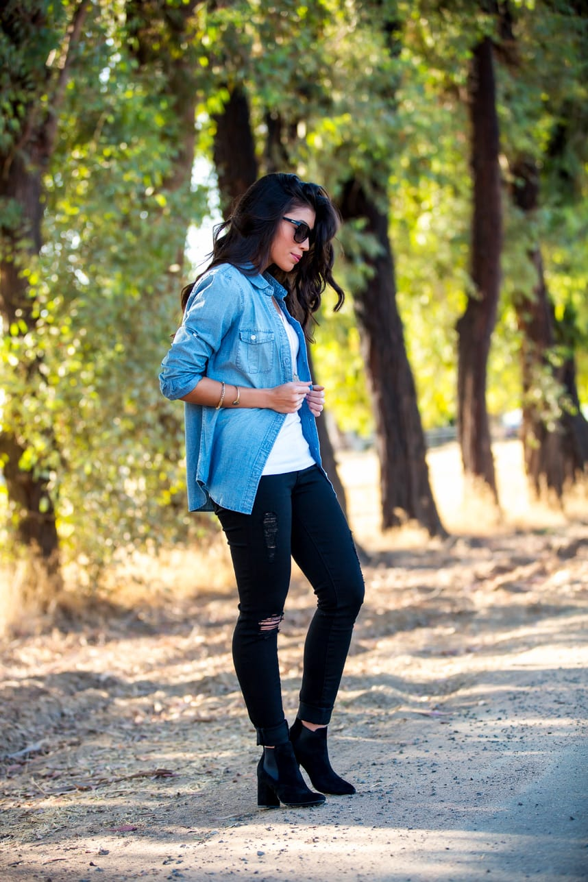 black booties fall outfits - I love all the style tips and outfit ideas in this post! This is a great post for black bootie outfit ideas - this is how to wear booties.