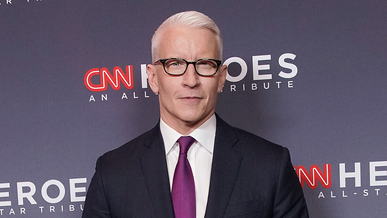 pregnant celebrities 2020: Anderson Cooper
