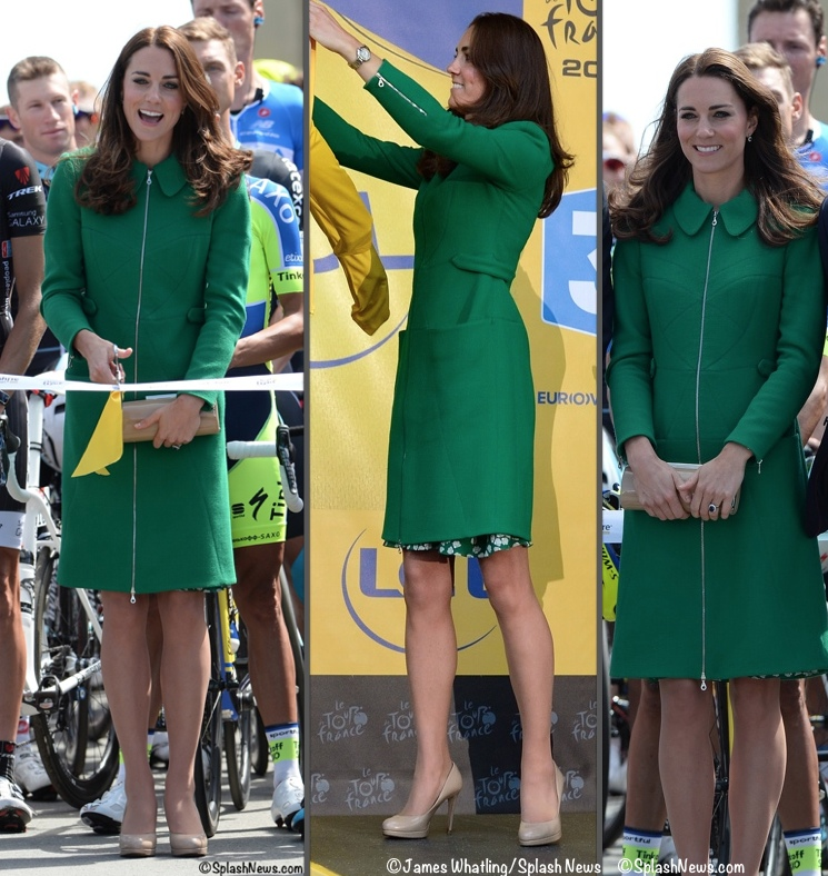 All Photos by James Whatling/Splash News
